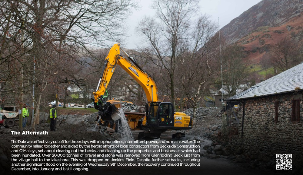 Beckside Construction saving Glenridding December 2015
